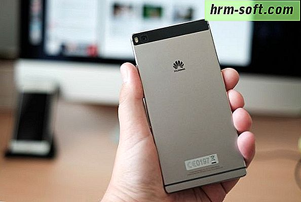 Cara download foto dari Huawei Android