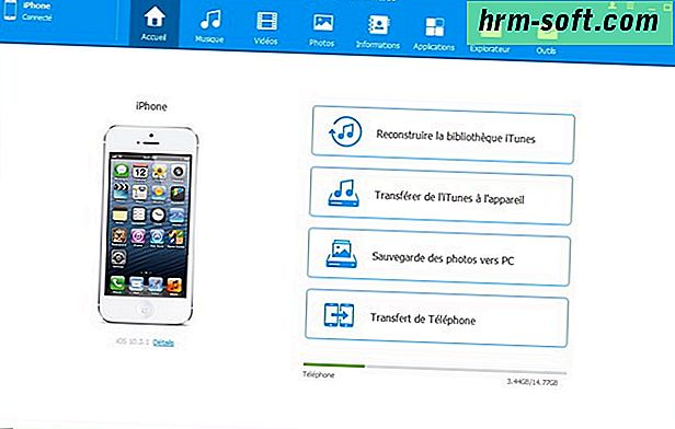 Comment transférer des photos de l'iPhone à iPhone iPhone
