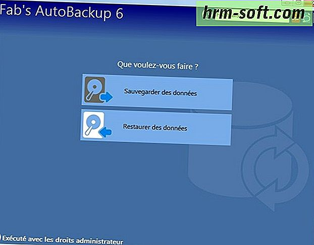 Comment sauvegarder Windows 7