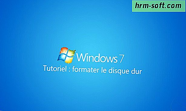Comment formater le PC Windows 7