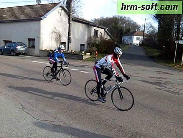 Application cycliste