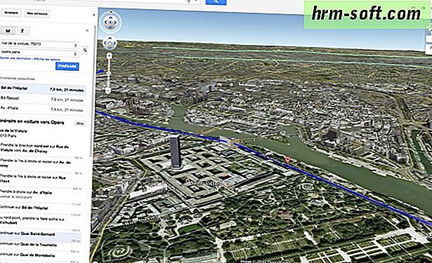Fonctionnement de Google Maps