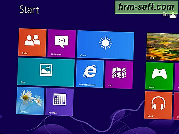 Cara mengembalikan Windows 8