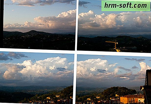 Como tirar fotos panorâmicas com o Photoshop