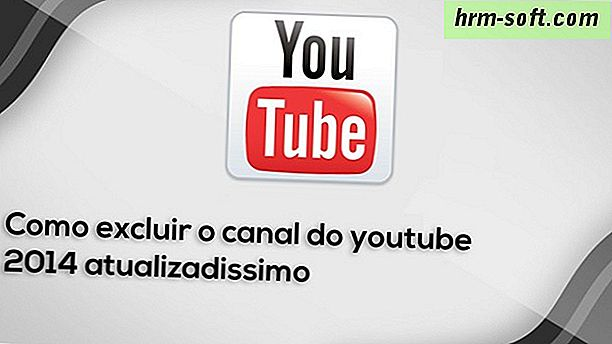 Como excluir o canal do YouTube