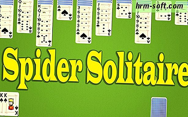 Spider Solitaire เกมส์