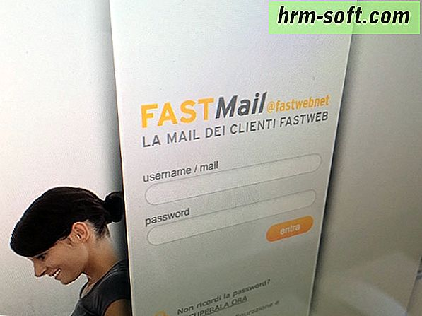 Comment configurer SMTP Fastweb