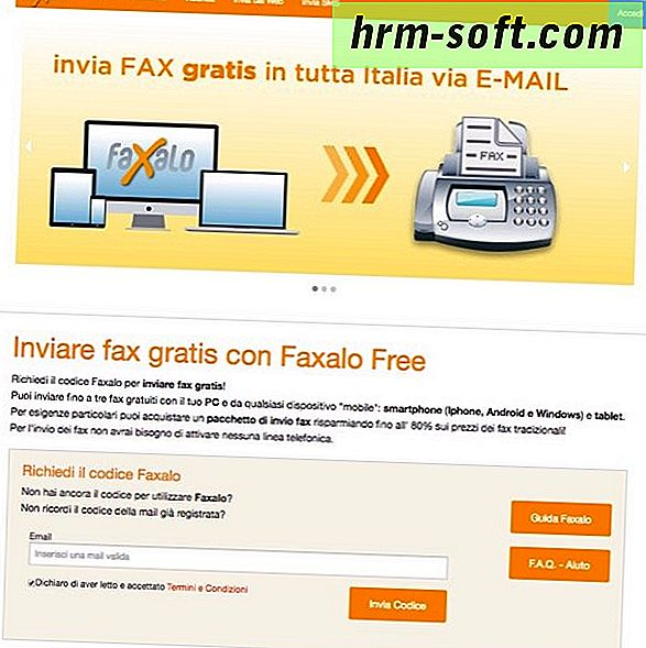 como enviar fax a partir do pc communications hrm soft com