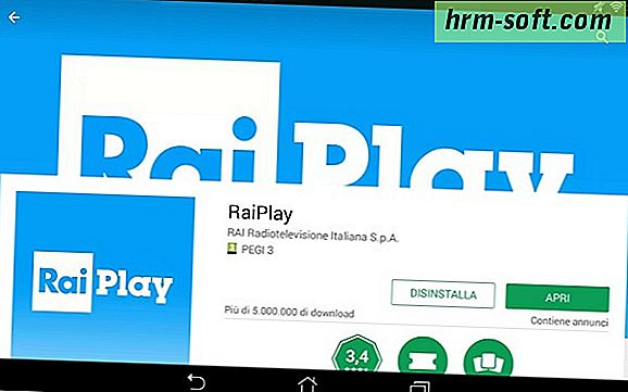 video da raiplay con android
