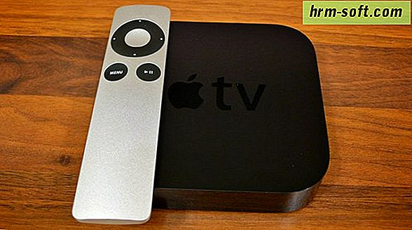 Fonctionnement d'Apple TV