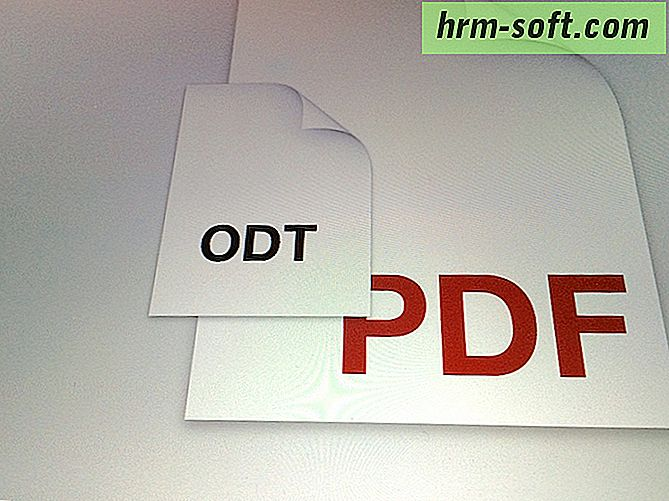 Comment transformer un ODT au format PDF Software