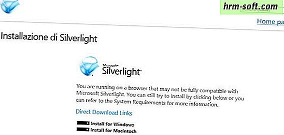 video silverlight rai mac